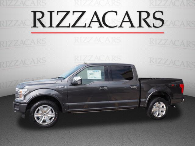 2018 F-150 Crew Cab 4x4 Pickup #NH4020 - photo 5