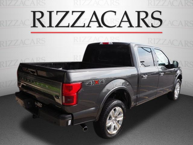 2018 F-150 Crew Cab 4x4 Pickup #NH4020 - photo 2