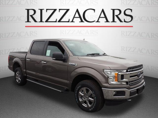 2018 F-150 Crew Cab 4x4, Pickup #NJ4071 - photo 1