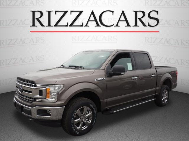 2018 F-150 Crew Cab 4x4, Pickup #NJ4071 - photo 4