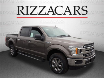 2018 F-150 Crew Cab 4x4 Pickup #NJ4071 - photo 1