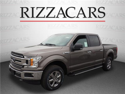 2018 F-150 Crew Cab 4x4 Pickup #NJ4071 - photo 4