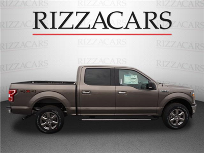 2018 F-150 Crew Cab 4x4 Pickup #NJ4071 - photo 5