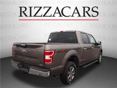 2018 F-150 Crew Cab 4x4 Pickup #NJ4071 - photo 2