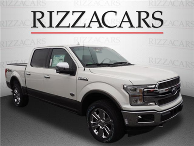 2018 F-150 Crew Cab 4x4 Pickup #NJ4220 - photo 3