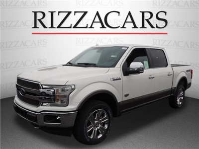 2018 F-150 Crew Cab 4x4 Pickup #NJ4220 - photo 1