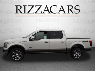 2018 F-150 Crew Cab 4x4 Pickup #NJ4220 - photo 5