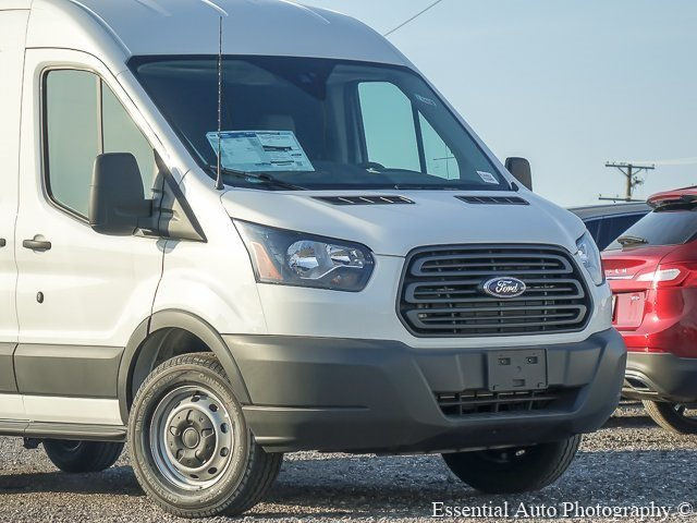 2018 Transit 250 Med Roof 4x2,  Empty Cargo Van #NJ4482 - photo 3