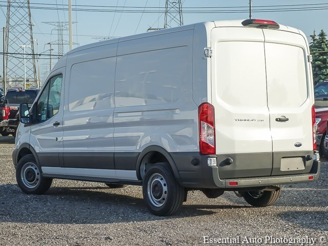 2018 Transit 250 Med Roof 4x2,  Empty Cargo Van #NJ4482 - photo 6
