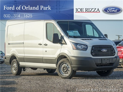 2018 Transit 250 Med Roof 4x2,  Empty Cargo Van #NJ4482 - photo 1