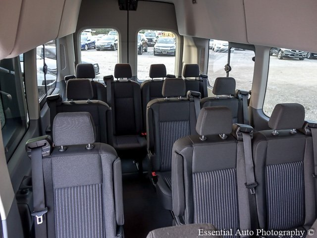 2018 Transit 350 HD High Roof DRW 4x2,  Passenger Wagon #NJ4611 - photo 18