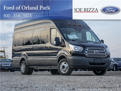 2018 Transit 350 HD High Roof DRW 4x2,  Passenger Wagon #NJ4611 - photo 1