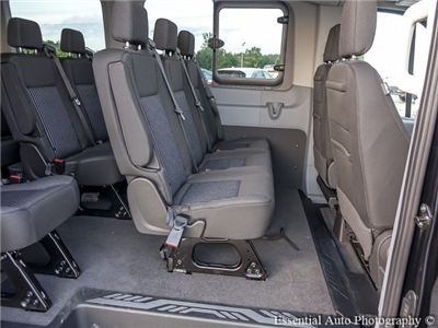 2018 Transit 350 HD High Roof DRW 4x2,  Passenger Wagon #NJ4611 - photo 17