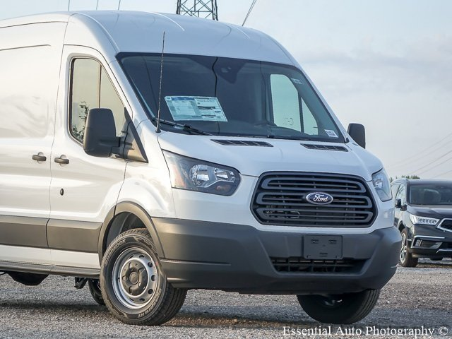 2018 Transit 250 Med Roof 4x2,  Empty Cargo Van #NJ4613 - photo 3