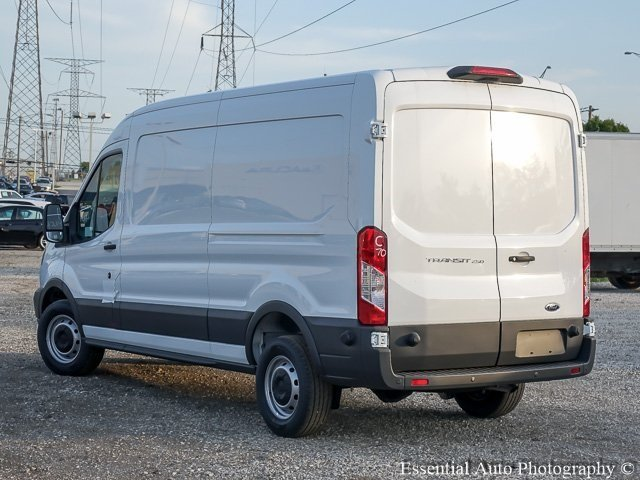 2018 Transit 250 Med Roof 4x2,  Empty Cargo Van #NJ4613 - photo 8
