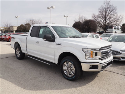 2018 F-150 Super Cab 4x4, Pickup #NJ4635 - photo 3