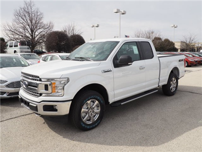 2018 F-150 Super Cab 4x4, Pickup #NJ4635 - photo 1