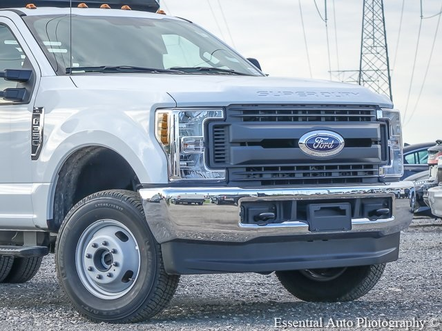 2018 F-350 Regular Cab DRW 4x4,  Monroe Dump Body #NJ5791 - photo 3