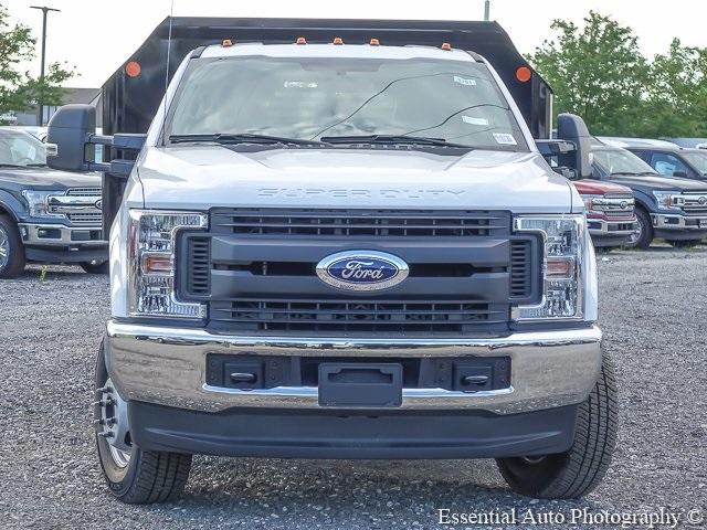 2018 F-350 Regular Cab DRW 4x4,  Monroe Dump Body #NJ5791 - photo 5
