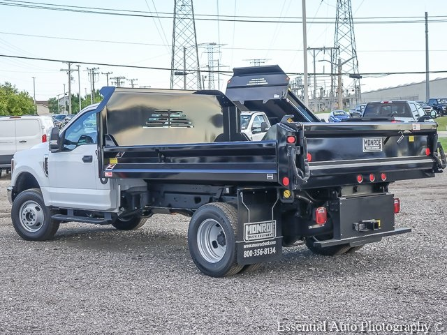 2018 F-350 Regular Cab DRW 4x4,  Monroe Dump Body #NJ5791 - photo 2