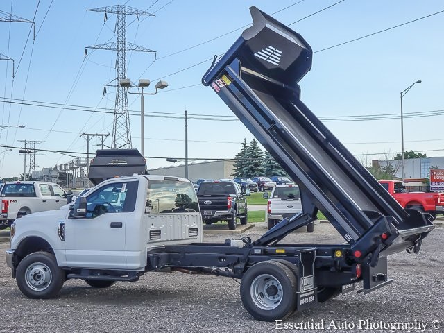 2018 F-350 Regular Cab DRW 4x4,  Monroe Dump Body #NJ5791 - photo 8
