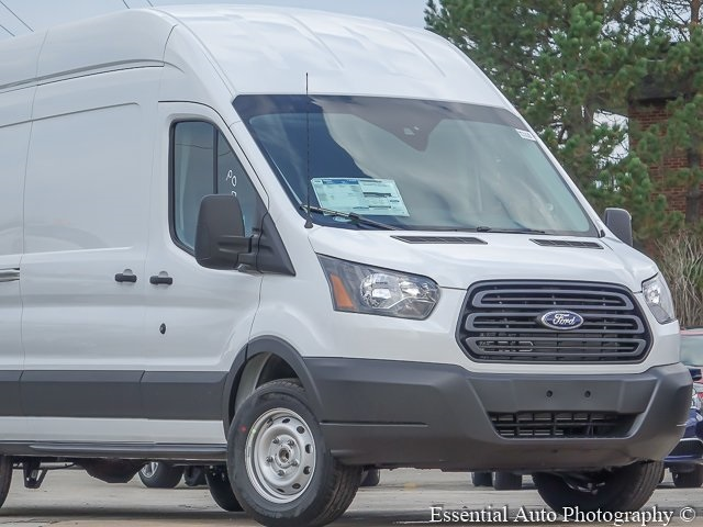 2019 Transit 350 High Roof 4x2,  Empty Cargo Van #NK5109 - photo 3