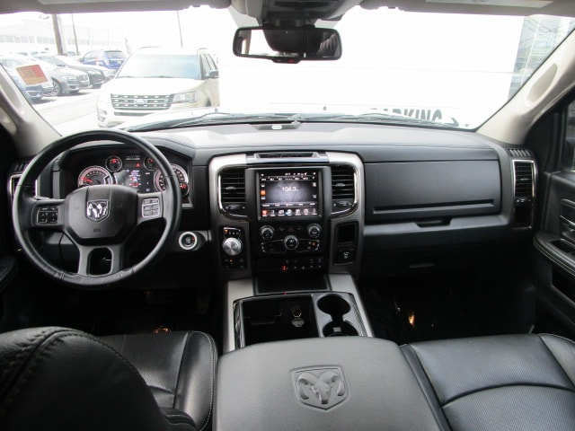 2014 Ram 1500 Crew Cab 4x4, Pickup #31462A - photo 14