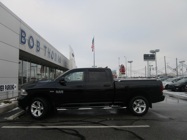2014 Ram 1500 Crew Cab 4x4, Pickup #31462A - photo 6