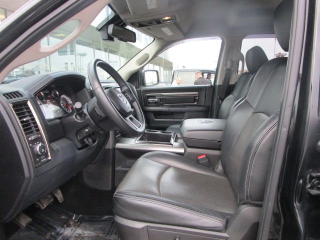 2014 Ram 1500 Crew Cab 4x4, Pickup #31462A - photo 8