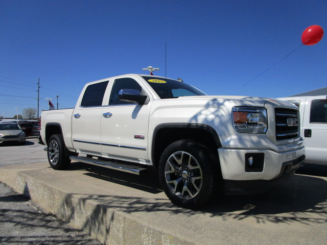 2015 Sierra 1500 Crew Cab 4x4, Pickup #70428A - photo 3