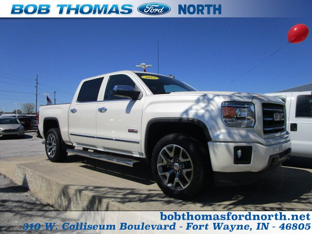 2015 Sierra 1500 Crew Cab 4x4, Pickup #70428A - photo 23