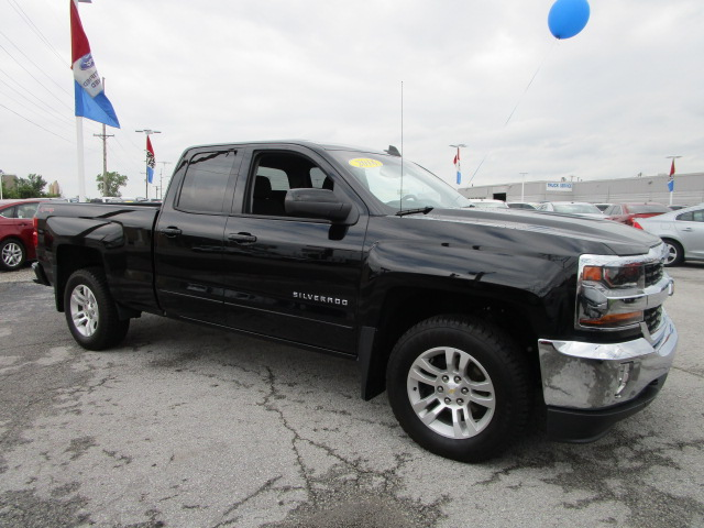 2016 Silverado 1500 Double Cab 4x4, Pickup #70543B - photo 18