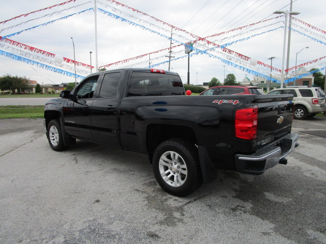 2016 Silverado 1500 Double Cab 4x4, Pickup #70543B - photo 4