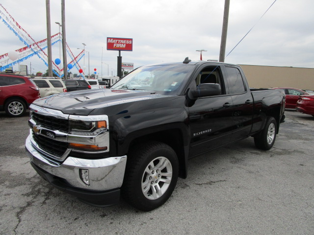 2016 Silverado 1500 Double Cab 4x4, Pickup #70543B - photo 3