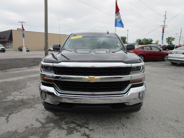 2016 Silverado 1500 Double Cab 4x4, Pickup #70543B - photo 21