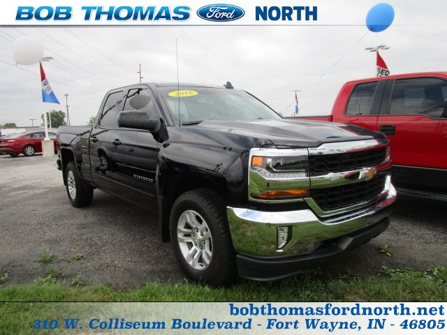2016 Silverado 1500 Double Cab 4x4, Pickup #70543B - photo 24