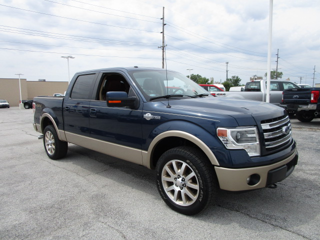 2014 F-150 SuperCrew Cab 4x4, Pickup #70623A - photo 3