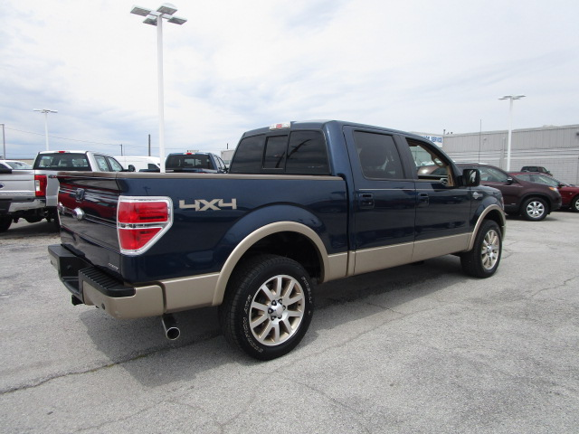 2014 F-150 SuperCrew Cab 4x4, Pickup #70623A - photo 2
