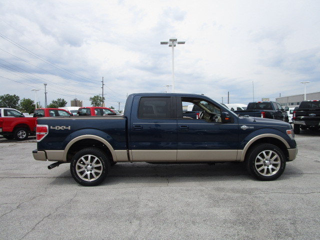 2014 F-150 SuperCrew Cab 4x4, Pickup #70623A - photo 23