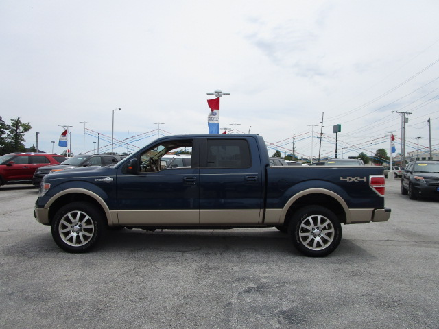 2014 F-150 SuperCrew Cab 4x4, Pickup #70623A - photo 24