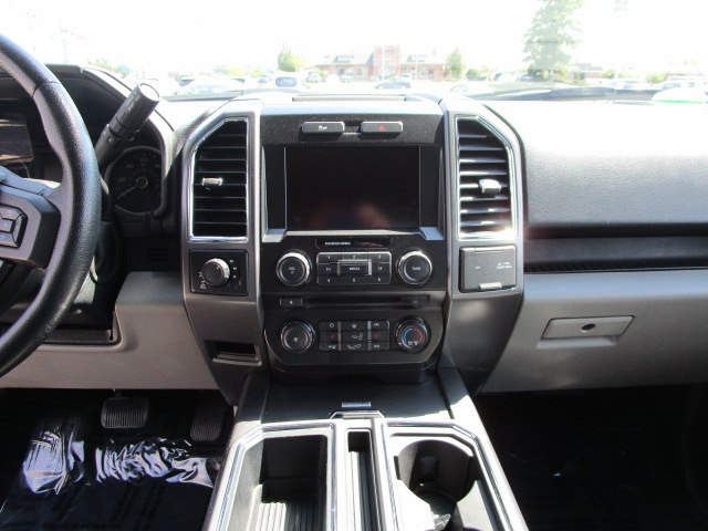 2015 F-150 SuperCrew Cab 4x4, Pickup #70739A - photo 12