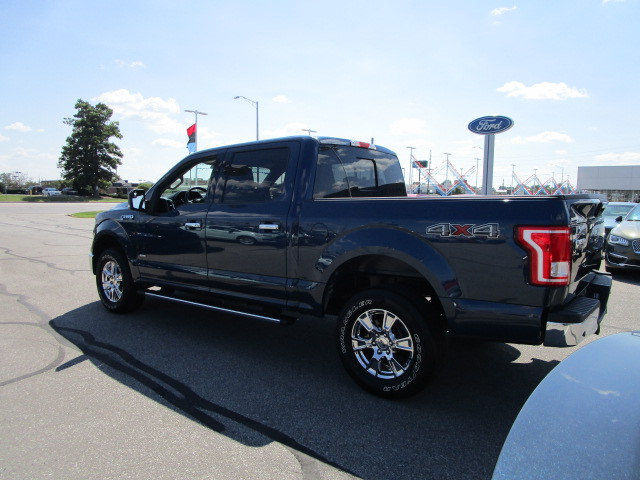 2015 F-150 SuperCrew Cab 4x4, Pickup #70739A - photo 20