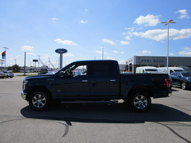 2015 F-150 SuperCrew Cab 4x4, Pickup #70739A - photo 22