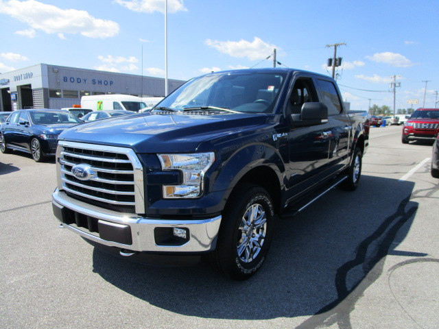 2015 F-150 SuperCrew Cab 4x4, Pickup #70739A - photo 4