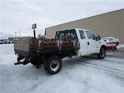 2002 F-250 Super Cab 4x4, Pickup #80041B - photo 2
