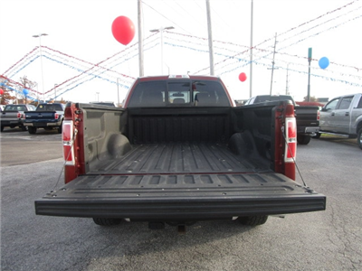 2014 F-150 Super Cab 4x4 Pickup #80057A - photo 3