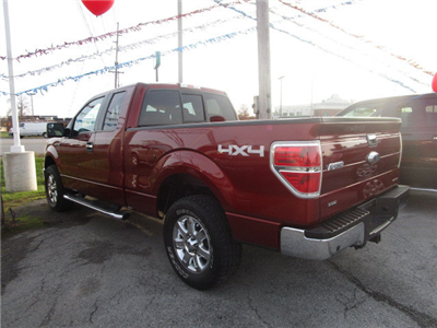 2014 F-150 Super Cab 4x4 Pickup #80057A - photo 5