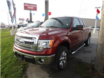 2014 F-150 Super Cab 4x4 Pickup #80057A - photo 4