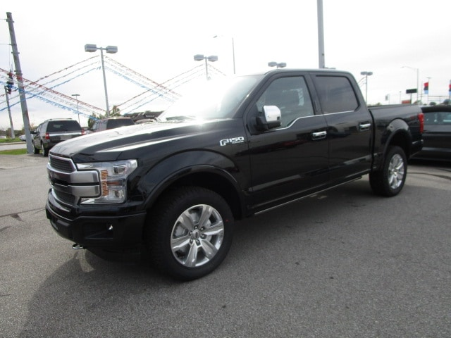 2018 F-150 Crew Cab 4x4 Pickup #80058 - photo 3