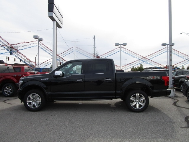2018 F-150 Crew Cab 4x4 Pickup #80058 - photo 27